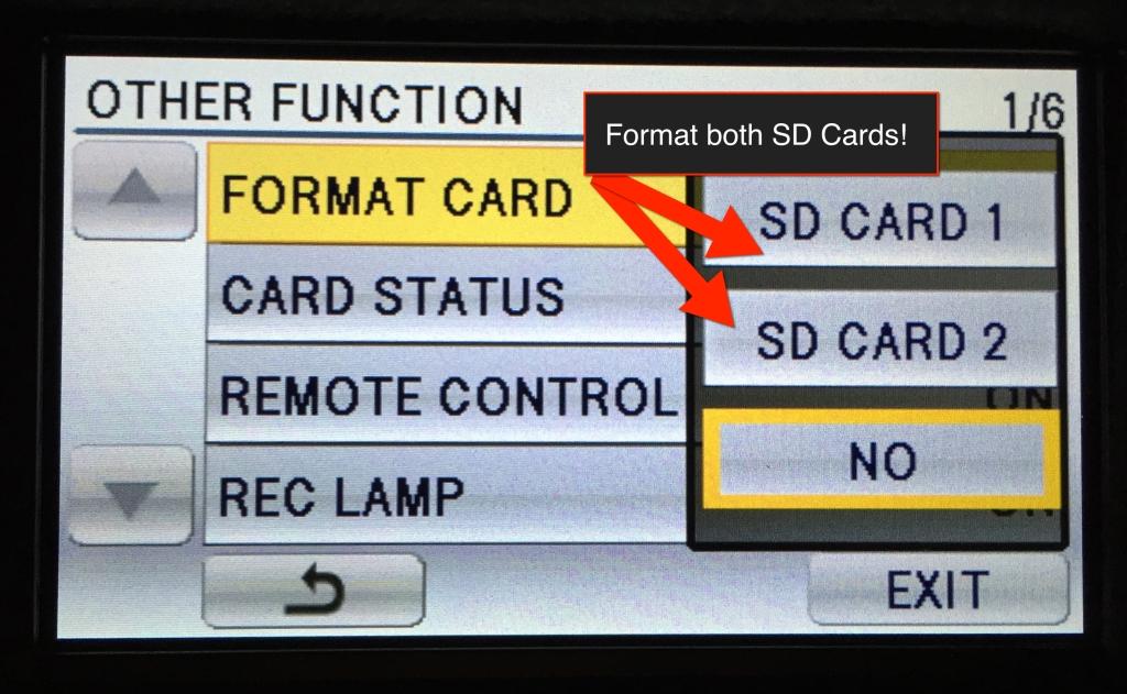 FormatSDcards