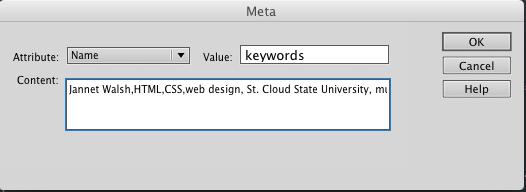 keywordsMetaData