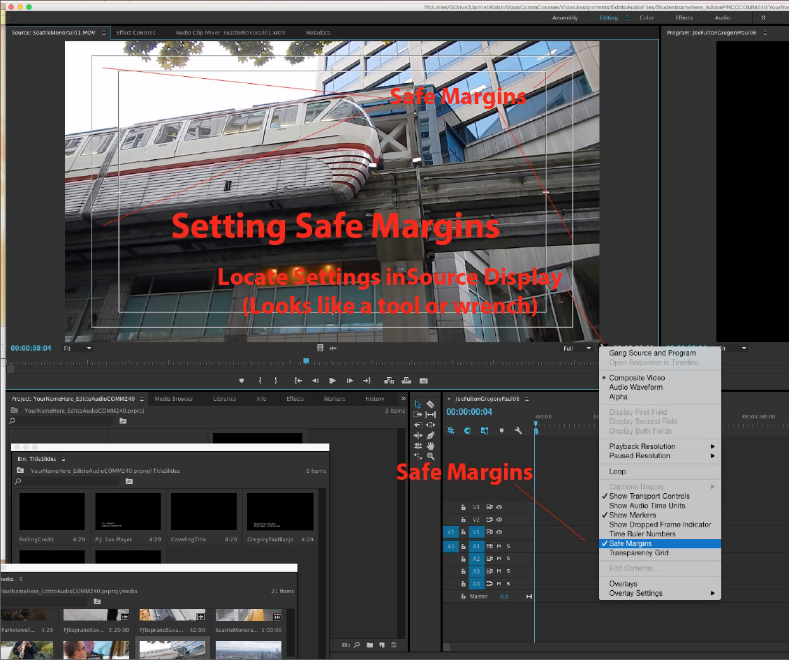 iPad with iMovie and Adobe Premiere Pro – Video Editing