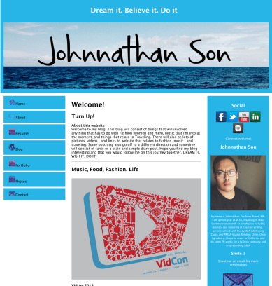 Johnnathan Son