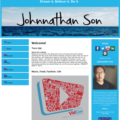 Johnnathan Son
