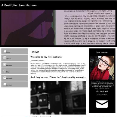 Sam Hanson