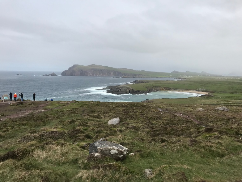Overall View - Dingle Peninsula, County Kerry, Ireland. Photo by Jannet Walsh. ©2018 Jannet Walsh. All Rights Reserved.